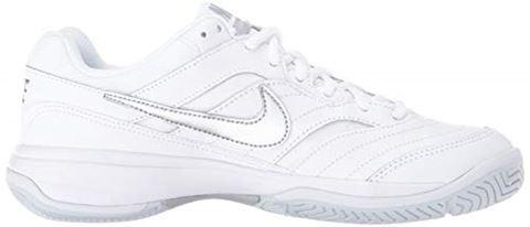 NikeCourt Lite Women's Tennis Shoe - White Image 6
