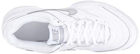 NikeCourt Lite Women's Tennis Shoe - White Image 7