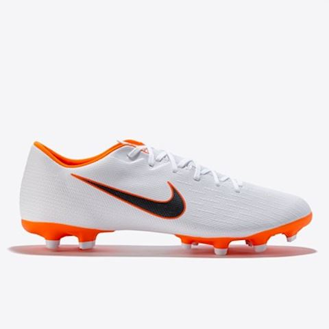 Nike Mercurial Vapor XII Academy Just Do It Multi-Ground Football Boot - White Image
