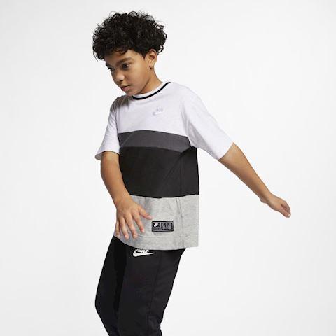 Nike Air Older Kids' (Boys') Short-Sleeve Top - Grey Image