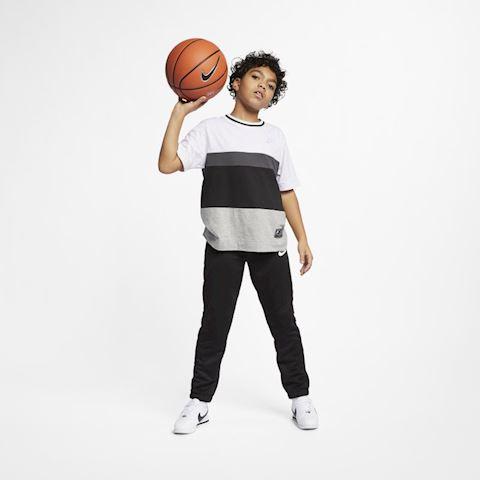 Nike Air Older Kids' (Boys') Short-Sleeve Top - Grey Image 5
