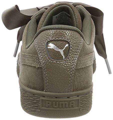 Puma Suede Heart Bubble Women's Trainers Image 2