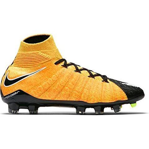 Nike Hypervenom Phantom 3 DF FG Older Kids'Firm-Ground Football Boot - Orange Image