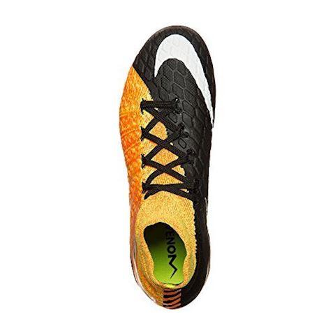 Nike Hypervenom Phantom 3 DF FG Older Kids'Firm-Ground Football Boot - Orange Image 3