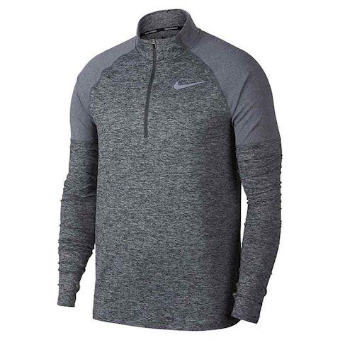 Nike Element Men's Half-Zip Running Top - Grey Image