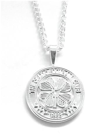 Celtic - Silver Plated - Pendant and Chain Image