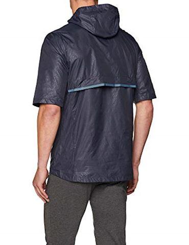Nike Shield Men's Short-Sleeve Jacket - Grey Image 2