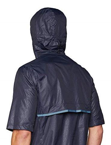 Nike Shield Men's Short-Sleeve Jacket - Grey Image 3