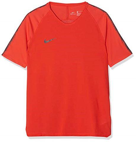 Nike Breathe Squad Older Kids'(Boys') Short-Sleeve Football Top - Red Image