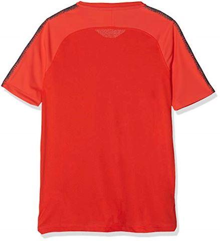 Nike Breathe Squad Older Kids'(Boys') Short-Sleeve Football Top - Red Image 2