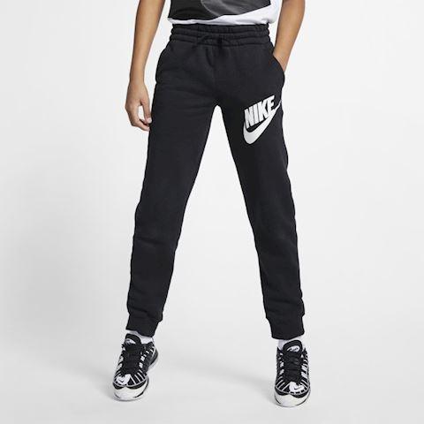 Nike Sportswear Club Fleece Older Kids' (Boys') Trousers - Black Image