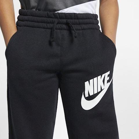 Nike Sportswear Club Fleece Older Kids' (Boys') Trousers - Black Image 3