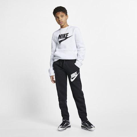 Nike Sportswear Club Fleece Older Kids' (Boys') Trousers - Black Image 5