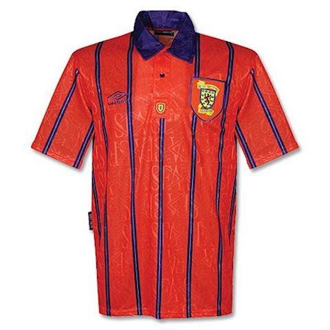 Umbro Scotland Mens SS Away Shirt 1993 Image