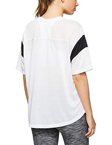 Nike Dri-FIT Women's Training T-Shirt - White Image 2