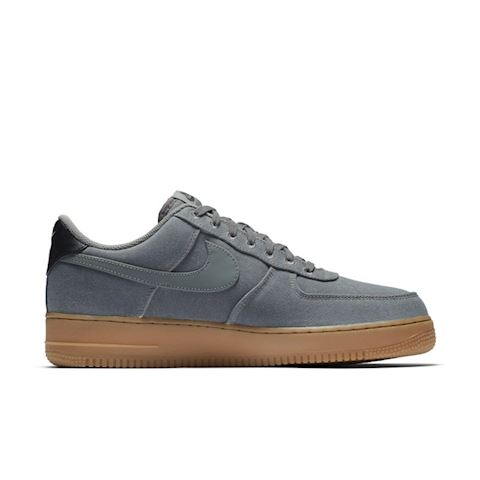 Nike Air Force 1' 07 LV8 Style Men's Shoe - Silver Image 3