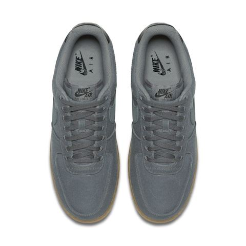 Nike Air Force 1' 07 LV8 Style Men's Shoe - Silver Image 4