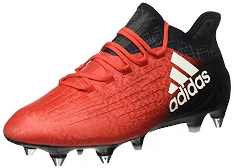 adidas X 16.1 Red Limit Pack SG Football Boots Red Image