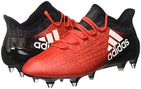 adidas X 16.1 Red Limit Pack SG Football Boots Red Image 5
