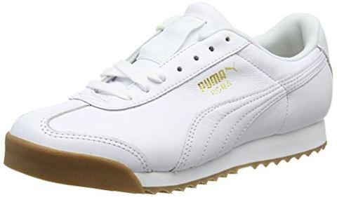 Puma Roma Classic Gum Trainers Image