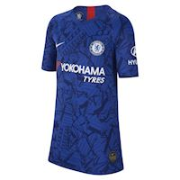 9adeb360c Nike Chelsea Kids SS Player Issue Home Shirt 2019 20