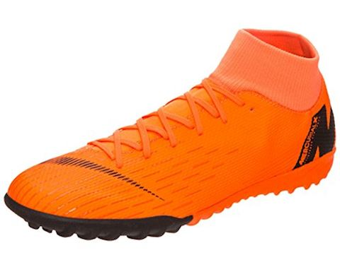 Nike MercurialX Superfly VI Academy Artificial-Turf Football Shoe - Orange Image