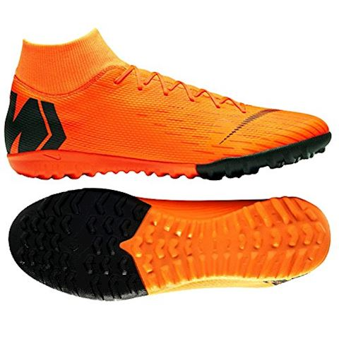 Nike MercurialX Superfly VI Academy Artificial-Turf Football Shoe - Orange Image 2