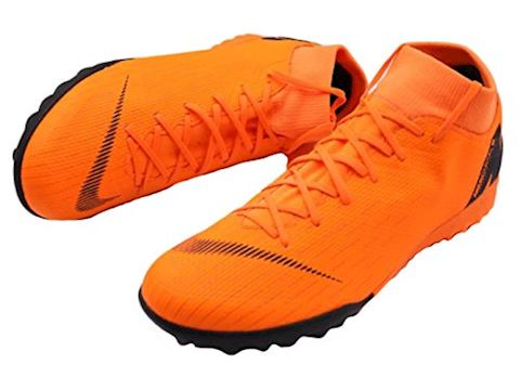 Nike MercurialX Superfly VI Academy Artificial-Turf Football Shoe - Orange Image 4
