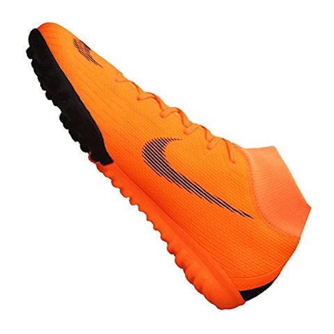 Nike MercurialX Superfly VI Academy Artificial-Turf Football Shoe - Orange Image 5