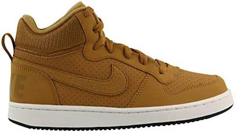 Nike Court Borough Mid Older Kids' Shoe - Brown Image