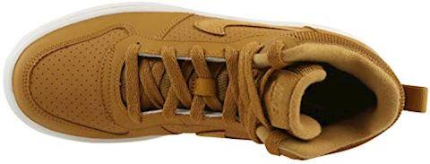 Nike Court Borough Mid Older Kids' Shoe - Brown Image 3