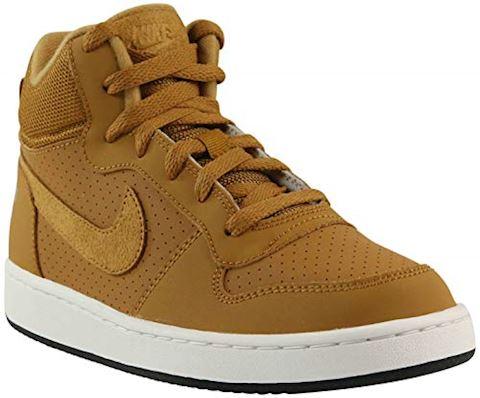 Nike Court Borough Mid Older Kids' Shoe - Brown Image 4