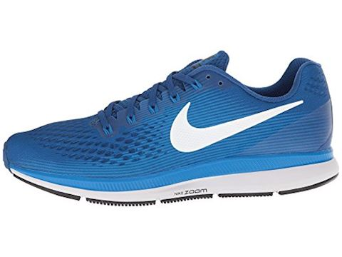 Nike Air Zoom Pegasus 34 Men's Running Shoe - Blue Image 6