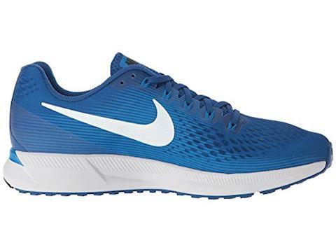 Nike Air Zoom Pegasus 34 Men's Running Shoe - Blue Image 8