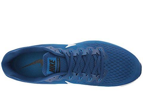 Nike Air Zoom Pegasus 34 Men's Running Shoe - Blue Image 9