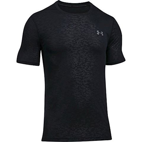 Under Armour Men's UA Threadborne Fitted Embossed T-Shirt Image