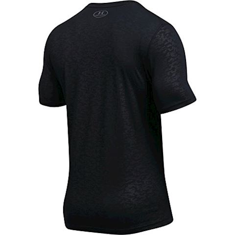 Under Armour Men's UA Threadborne Fitted Embossed T-Shirt Image 2