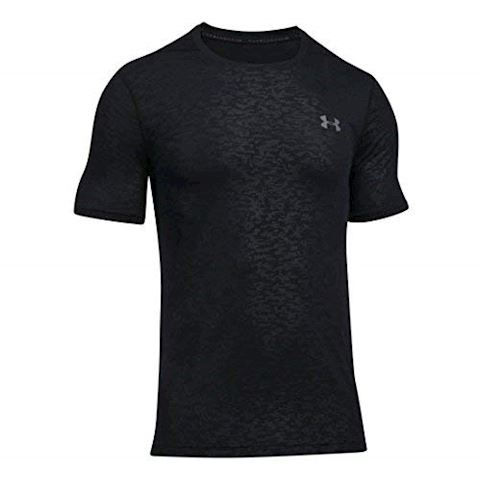 Under Armour Men's UA Threadborne Fitted Embossed T-Shirt Image 3