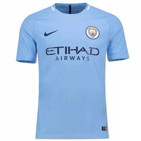Nike Manchester City Mens SS Player Issue Home Shirt 2017/18 Image