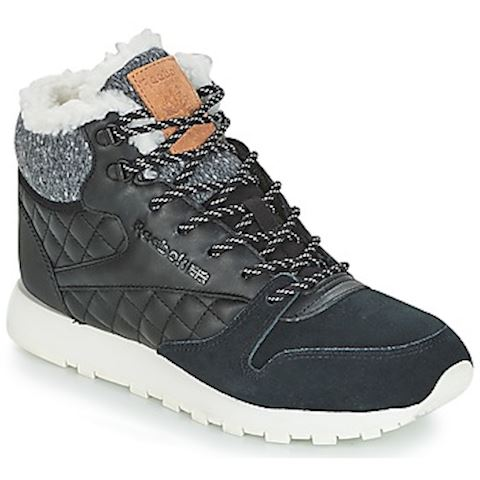 d6b5b749 Reebok Classic CLASSIC LEATHER ARTIC BOOT women's Shoes (High-top Trainers)  in Black