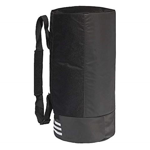 adidas Convertible 3-Stripes Duffel Bag Small Image 4