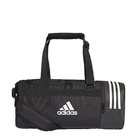 adidas Convertible 3-Stripes Duffel Bag Small Image 5