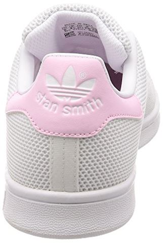 adidas  STAN SMITH W  women's Shoes (Trainers) in White Image 2
