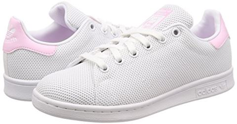 adidas  STAN SMITH W  women's Shoes (Trainers) in White Image 5