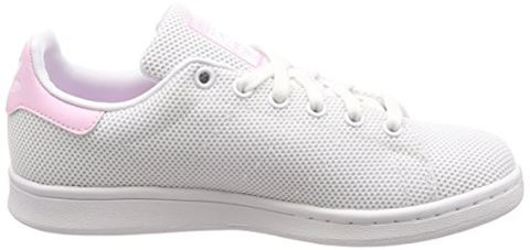 adidas  STAN SMITH W  women's Shoes (Trainers) in White Image 6