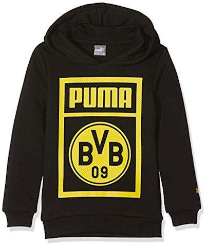 Puma Dortmund Hoodie - Black Image