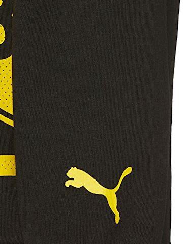 Puma Dortmund Hoodie - Black Image 2