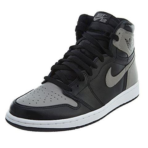 Nike Air Jordan 1 Retro High Premium Men's Shoe - Black Image