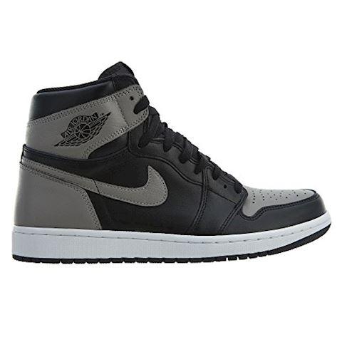 Nike Air Jordan 1 Retro High Premium Men's Shoe - Black Image 2