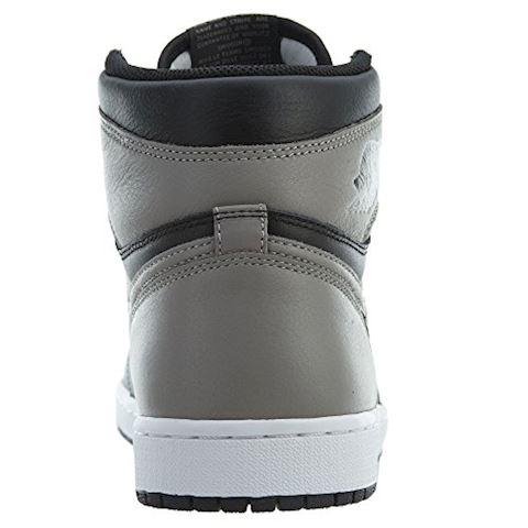 Nike Air Jordan 1 Retro High Premium Men's Shoe - Black Image 3